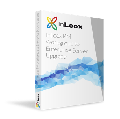 Bild von InLoox PM 10 Workgroup to Enterprise Server Upgrade