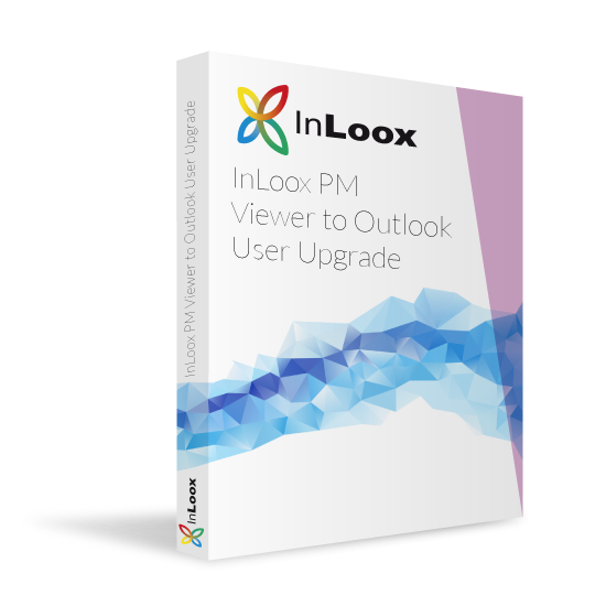 Picture of InLoox PM 10 Viewer to Outlook User Upgrade